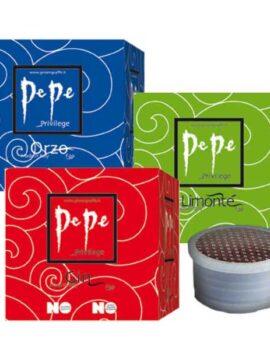 foto capsule caffè pepe