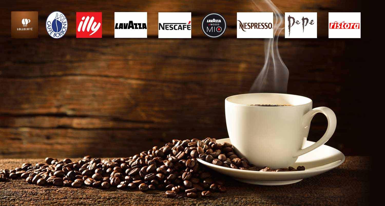 Diventa rivenditore dei nostri marchi di caffe in capsule e cialde