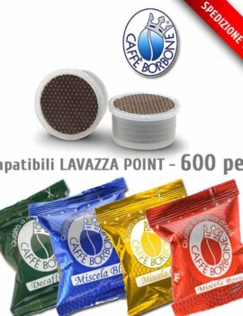 Fotografie Lavazza Point koffee
