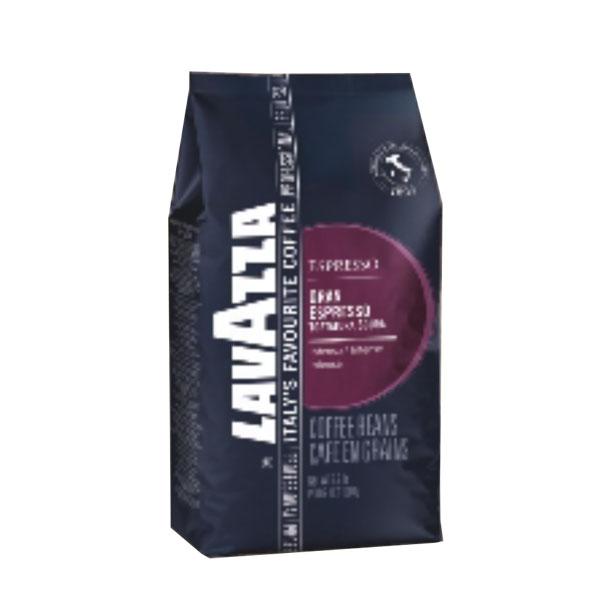 Kaffeebohnen Lavazza intensiv grandespresso