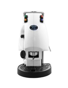 Frog Kaffeemaschine Waffeln weiß