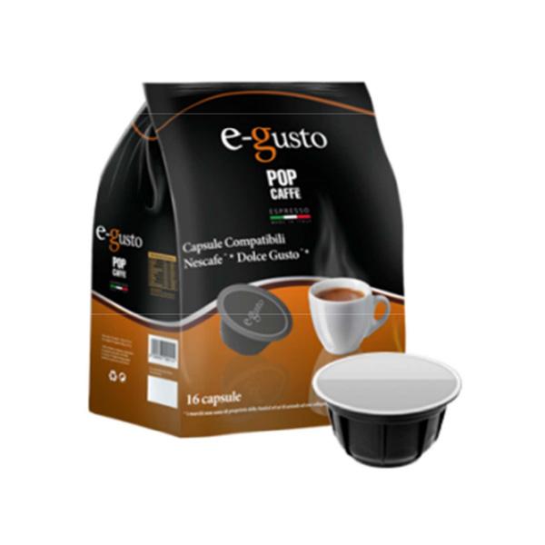 Confezione caffè in capsule Pop caffè intenso