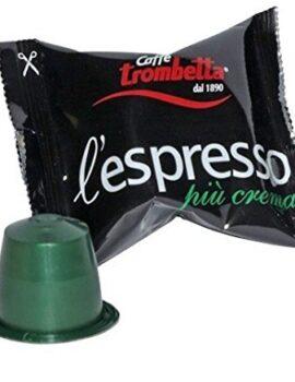 Capsule Caffè Trombetta compatibili nespresso