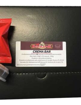 Capsule caffè Bernardi crema bar